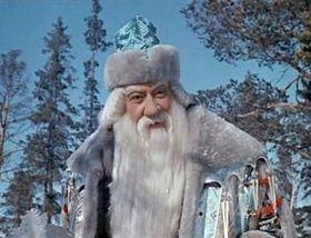 Děd Mráz přichází 1. ledna