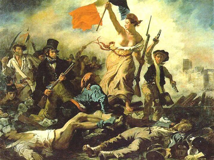 Dny zahájení francouzské revoluce jsou státním svátkem