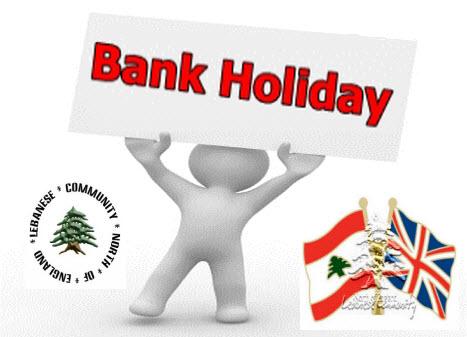 Takzvané Bank Holiday v Anglii