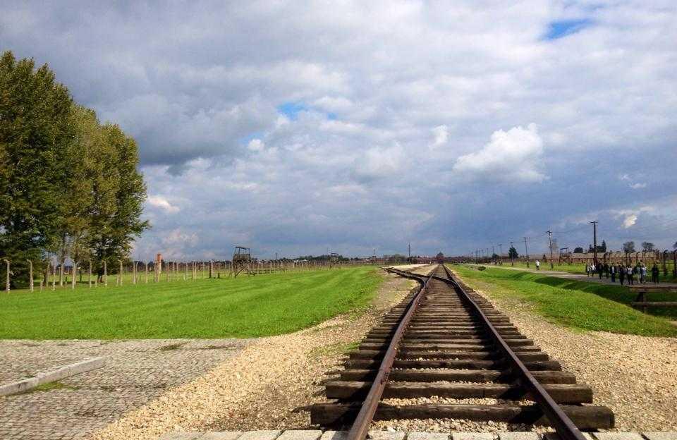 Birkenau, Polsko, Mezinárodní den památky obětem holocaustu