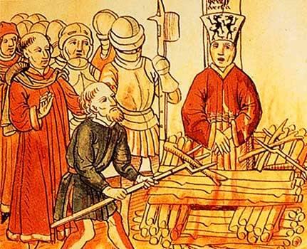 Upálení mistra Jana Husa státní svátek